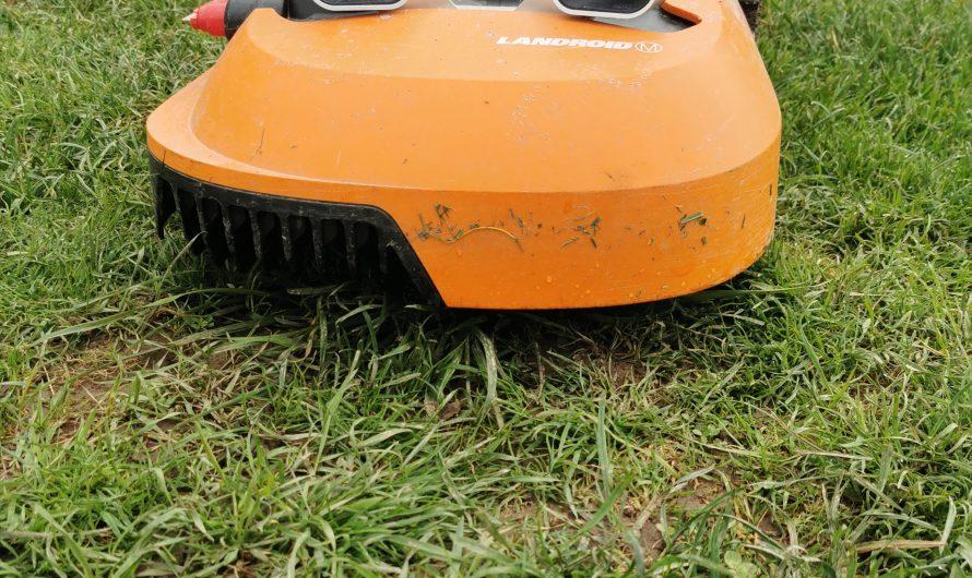 Lieber arbeiten lassen – Rasenroboter – Worx Landroid mäht auch schwieriges Gelände
